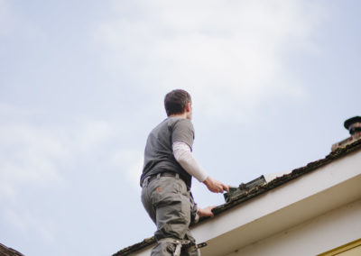 Walking Your Roof